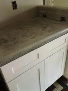 diy concrete countertops for the home