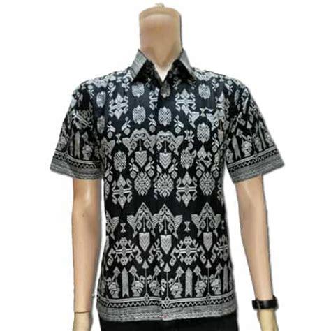 Batik Kantoran baju batik untuk kantoran pusaka dunia