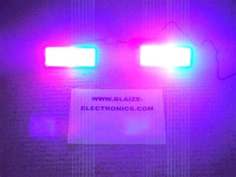 red and blue flashing lights police car lights red and blue led flashing car strobe