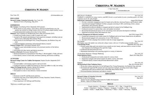 How To Make A Resume For Exles by Best Way To Format Resume 28 Images Exles Of Resumes