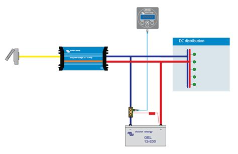le a batterie branchement bmv 700 forum photovolta 239 que