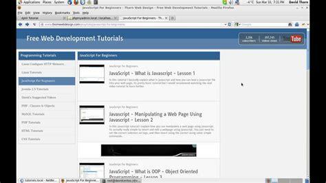 tutorial ajax jquery pdf ajax tutorial intro to using jquery s ajax post