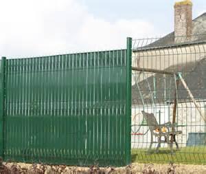 kit 45 lamelles lixo hauteur 1 20m vert dirickx