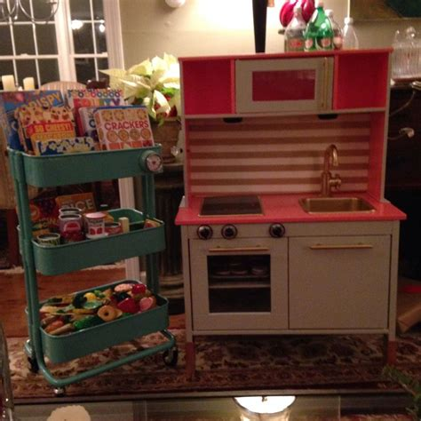 ikea play kitchen 54 best ikea duktig play kitchen makeovers hacks images