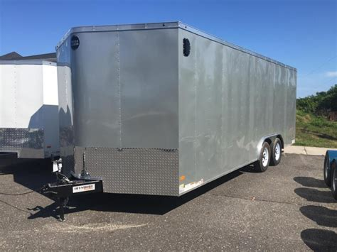 rugged cing trailer inventory