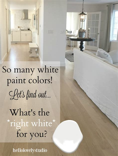 how to choose white paint how to choose the best white paint color every time home