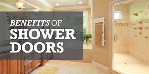 Benefits Of A Shower by Benefits Of Shower Doors Glass Doctor