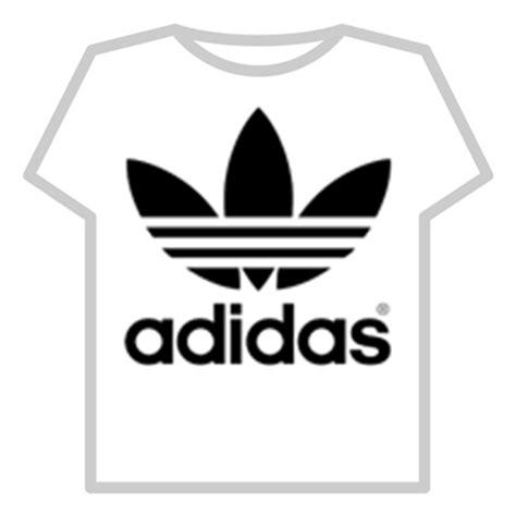 Tshirt Item black adidas tshirt roblox