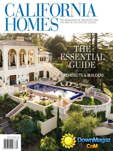 california homes essential guide to architects