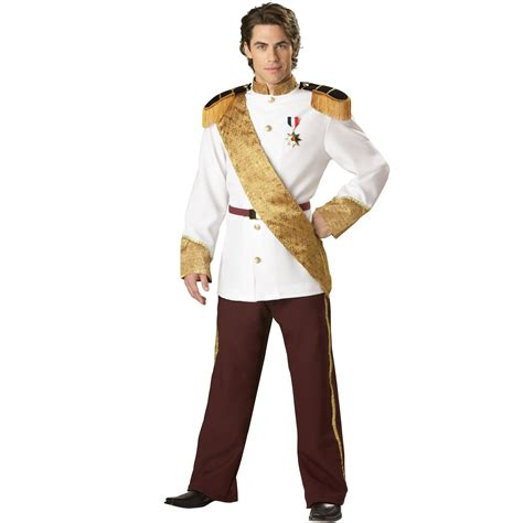 prince charming elite collection costume 108 99