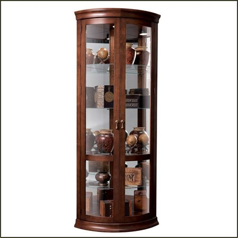 corner curio cabinets with glass doors glass corner curio display cabinet home design ideas