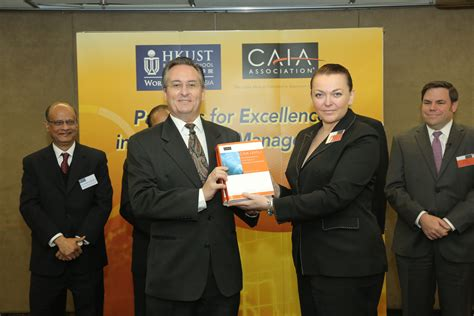 Hkust Mba Employment Statistics by Hkust Business School And Caia Association Announce