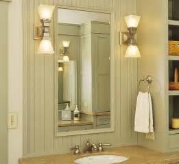bathroom mirror with sconces bathroom sconces