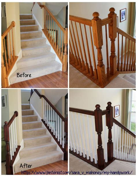 gel stain banister gel stain banister 28 images frugal home improvement