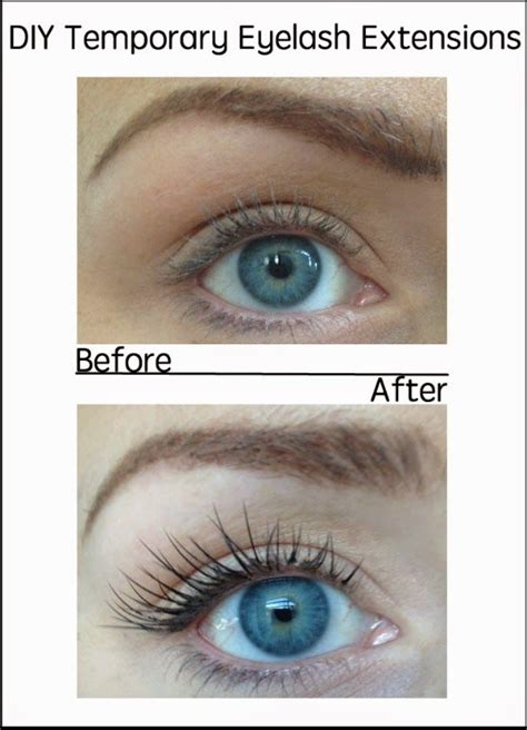 How To Apply Eye Lash Extensions by Diy Eyelash Extensions What To Use How To Apply The