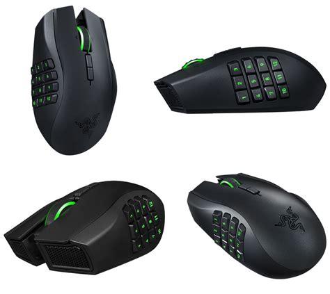 Mouse Razer Naga Epic Chroma razer naga epic chroma wireless mmo gaming mouse rz01