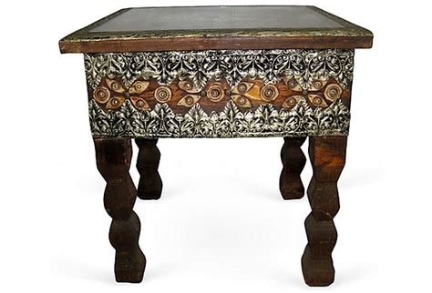 Ideas For Bone Inlay Table Design Moroccan Side Table W Bone Inlay