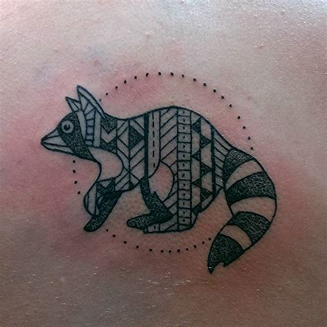 montana tattoo 46 best raccoon images on raccoon