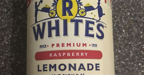 a review a day today s review not a review a day today s review r whites raspberry lemonade