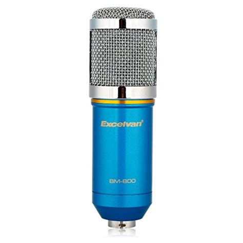 Mic Bm 800 excelvan bm 800 condenser microphone sound recording