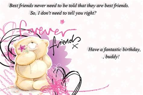 Best Friend Quotes To Put In A Birthday Card by Happy Birthday Wishes To My Best Friend Quotes Pictures