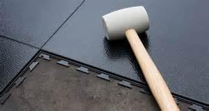 Plastic Garage Floor Tiles Do All Garage Floor Tiles Make Noise Reducing Or Eliminating Noise