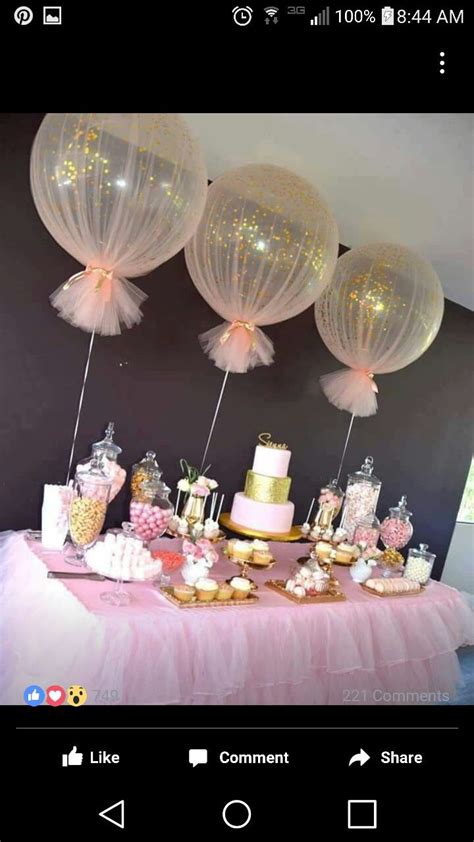 25 popular christmas table decorations on pinterest all 25 best ideas about baby shower balloons on pinterest