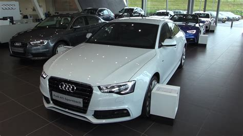 all new audi a5 sportback 2015 audi a5 sportback s line 2015 in depth review interior