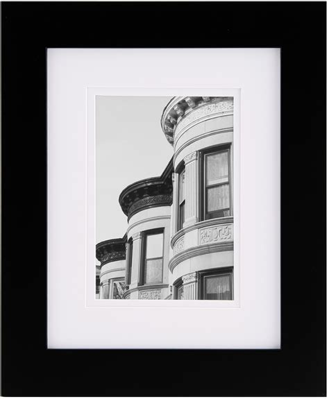10 X 13 Matted To 8x10 - gallery solutions 8x10 black frame matted to 5x7 shop