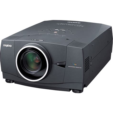 sanyo plv 80l home theater projector plv 80l b h photo