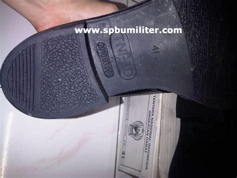 Sepatu Pdh Jatah Polri sepatu pdh tni asli jatah spbu militer
