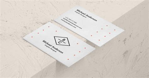 Business Card Template Psd Isometric by Psd Business Card Mock Up Vol35 Psd Mock Up Templates