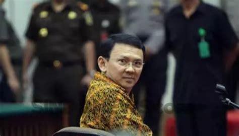 ahok sekjen pbb pbb desak indonesia bebaskan ahok dari penjara
