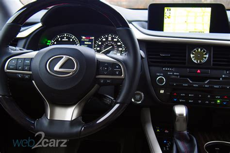 old lexus interior the 2016 lexus rx350 keeps the luxury suv crown
