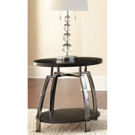 black contemporary end tables contemporary black end table coham rc willey furniture