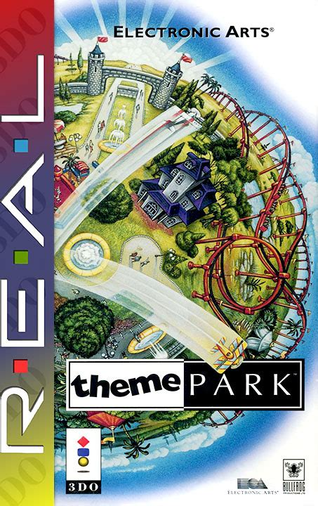 theme park usa my remastered 3do covers logos videos retropie forum