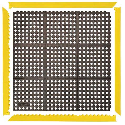 cushion ease perforated interlocking kitchen mats