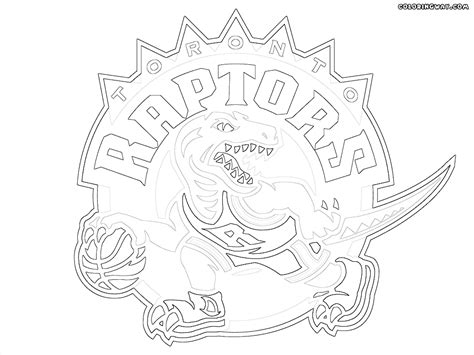 boston celtics logos drawings nba coloring pages toronto