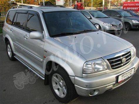 2003 Suzuki Grand Vitara For Sale 2003 Suzuki Grand Vitara Xl 7 For Sale 2700cc Gasoline