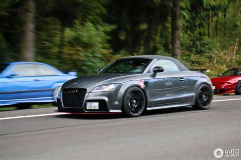 Audi Apr by Audi Apr Tt Rs Roadster 27 August 2014 Autogespot