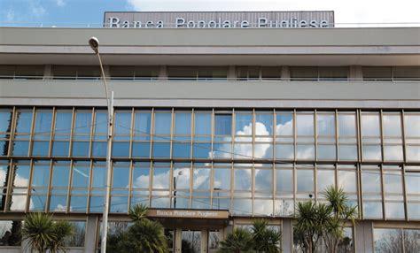 banca popolare pugliese matino matino la quot popolare quot va bilancio in attivo per 10