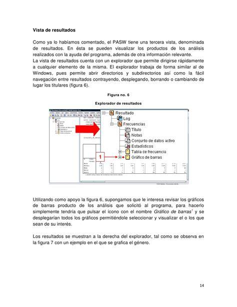 manual de spss manual de spss pasw