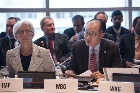 banco mundial alerta sobre el aumento de ninis en el fmi y el bm renuevan alerta sobre el riesgo del