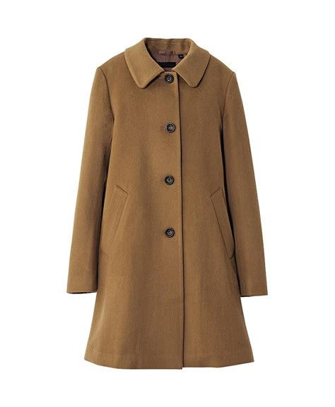 A Line Coat wool a line coat apparel i