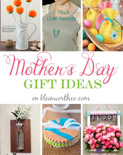 Best Diy Crafts Ideas Creative Reflection 365 Days To - mothers day gift ideas kleinworth co