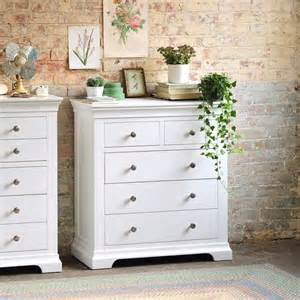 dress your house in white furniture
