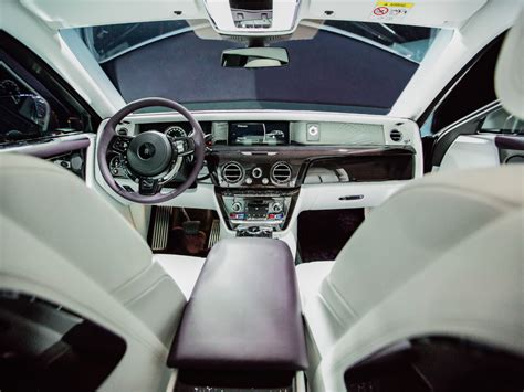rolls royce gold interior the new rolls royce phantom is the most technologically