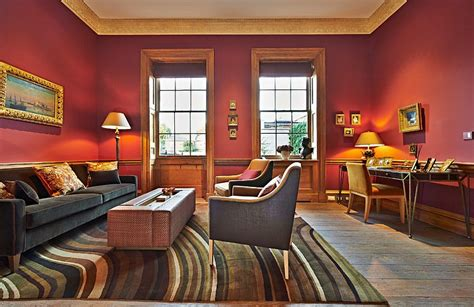 red and gold home decor red living rooms design ideas decorations photos