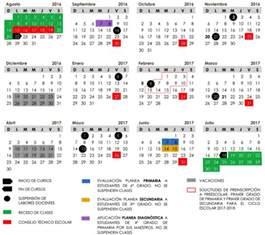 Calendario 2018 Sep Calendario Escolar Secretar 237 A De Educaci 243 N Y Cultura