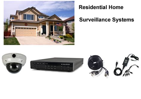 home surveillance systems on home security